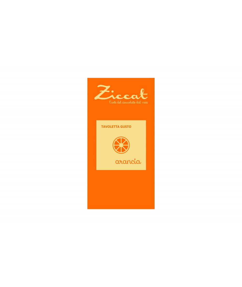Tavoletta gusto arancia