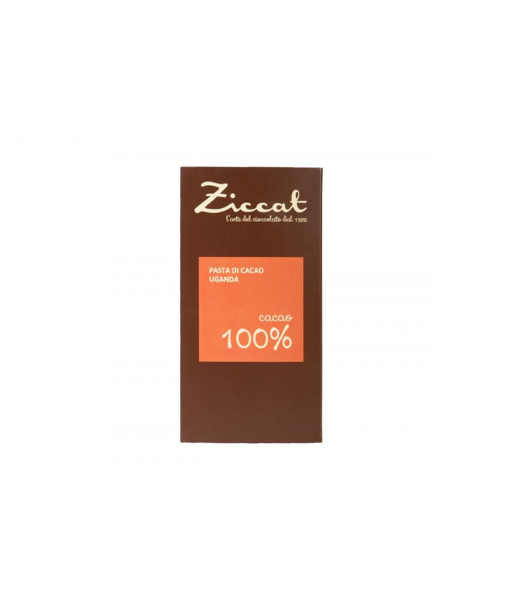Pasta di cacao Uganda 100%...